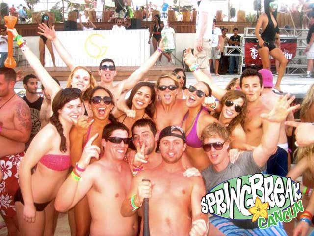 All Inclusive Cancun Spring Break