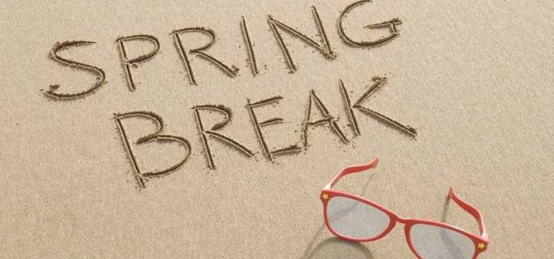 Spring Break Planning Tips for the Perfect Vacation